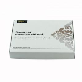 Bipha Ayurveda Navarasa Herbal Bar Gift Pack