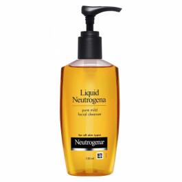 Neutrogena Liquid Pure Mild Facial Cleanser, 150ml