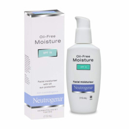 Neutrogena Oil-Free Moisturizer SPF15, 115ml