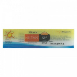 Niltan SPF 25 Cream - 15 gms