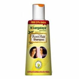 Nisargalaya Root Hair Shampoo, 100ml