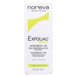 noreva Exfoliac 100 Acnomega Gel, 30ml