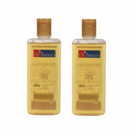 Dr Batra's Normal Shampoo, 200ml (Pack of 2)