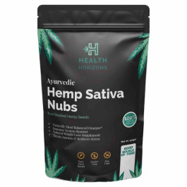 Health Horizons Hemp Sativa Nubs, 150gm