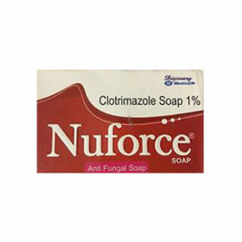 Nuforce Soap, 75gm