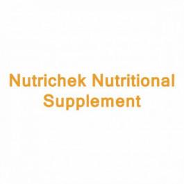 Nutrichek Nutritional Supplement, 15 Capsules