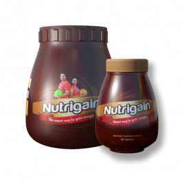 Nutrigain Plus Capsules and Nutrigain Plus Powder Combo