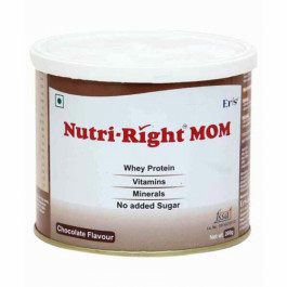 Nutriright Mom Chocolate Flavour, 200gm