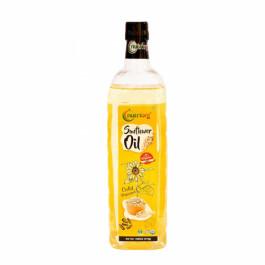 Nutriorg Organic Sunflower Oil, 1000ml