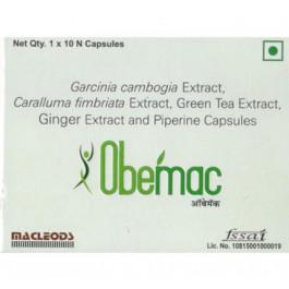 Obemac, 10 Capsules