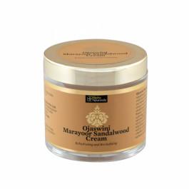 Bipha Ayurveda Ojaswini Marayoor Sandalwood Cream, 75gm