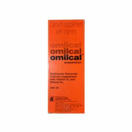 Omilcal Syrup, 200ml