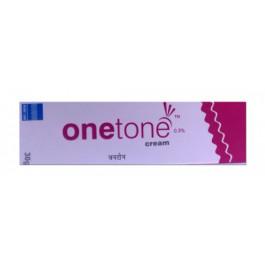 Onetone 0.3% Cream, 30g