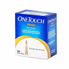 OneTouch Verio Test Strips, 50's
