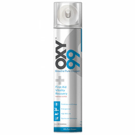 OXY99 Portable Oxygen Can, 125gm