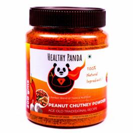 Healthy Panda Peanut Chutney Powder, 250gm