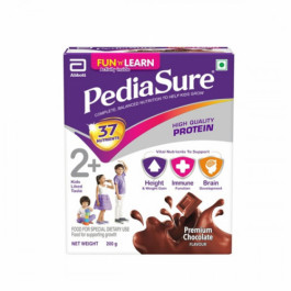 PediaSure Premium Chocolate Refill Pack, 200gm