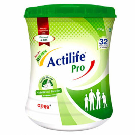 Actilife Pro Powder, 200gm (Vanilla Flavour)