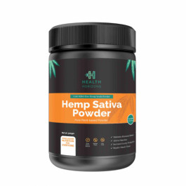 Health Horizons Hemp Sativa Powder, 500gm