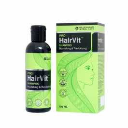 Millennium Herbal Care Pro Hairvit Shampoo, 100ml