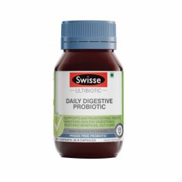 Swisse Ultibiotic Probiotic Supplement, 30 capsules