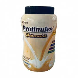 Protinules Butterscotch, 200gm