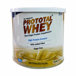 Prototal Whey Powder Delicious Vanilla, 200gm
