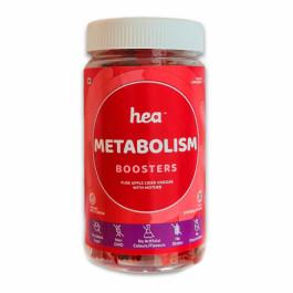 Hea Maximum Metabolism Boosters, 60 Gummies (Pack of 2)