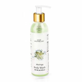 Sage Apothecary Moringa Body Wash, 200ml