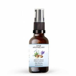 Sage Apothecary Hyaluronic Acid & Belgium Lavender Day Serum, 30ml
