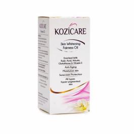 Kozicare Kojic Acid, Glutathione, Arbutin, Vitamin E Skin Oil, 60ml