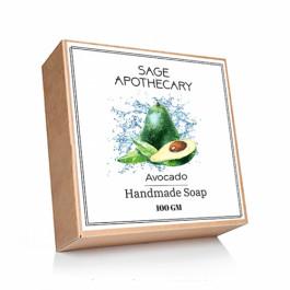 Sage Apothecary Avocado Soap, 100gm