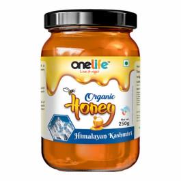 Onelife Himalayan Kashmiri Organic Honey, 250gm