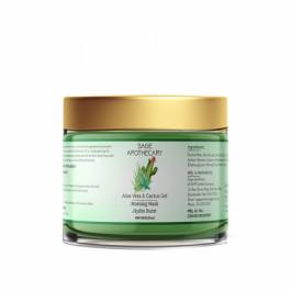 Sage Apothecary Aloevera Cactus Gel, 100gm