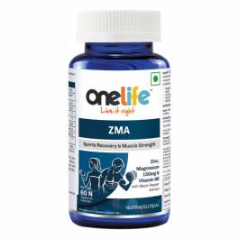 Onelife ZMA, 60 Capsules