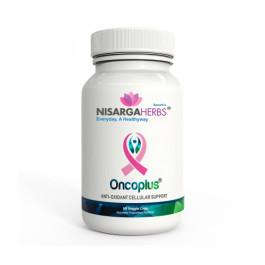 Nisarga Herbs Oncoplus, 60 Capsules