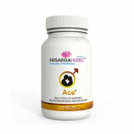 Nisarga Herbs Ace, 60 Capsules
