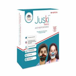 Juski Reusable Anti-Microbial Protective Mask