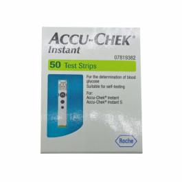 Accu-Chek Instant, 50 Strips