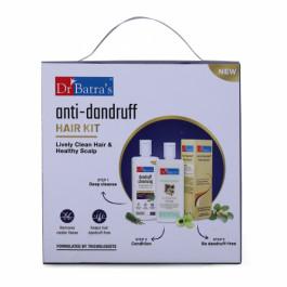 Dr Batra's Anti-Dandruff Hair Kit, 515ml