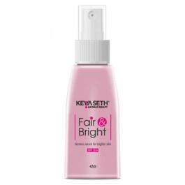 Keya Seth Aromatherapy Fair & Bright Fairness Serum SPF 15+, 50gm