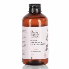 Honey and Spice Honey & Lemon Face Cleanser, 200ml