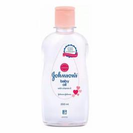 Johnson's Baby Oil, 200ml
