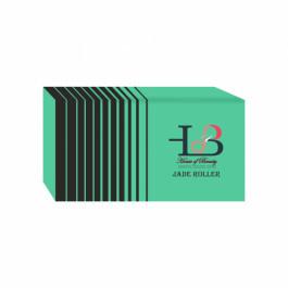 House of Beauty Jade Facial Roller Massager