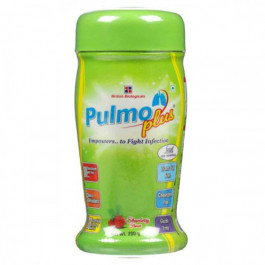 Pulmo Plus - Strawberry Flavour, 200gm