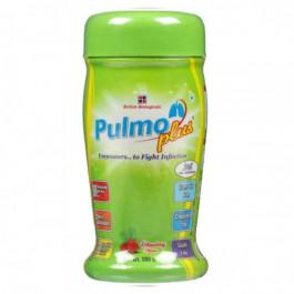 Pulmo Plus - Strawberry Flavour, 200 g