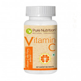 Pure Nutrition Vitamin C, 60 Tablets