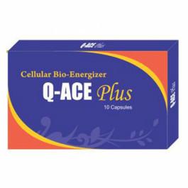 Q Ace Plus, 10 Capsules
