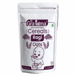 ByGrandma Ragi & Oats Kids Growth Porridge Mix, 280gm