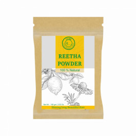 Avnii Organics Natural Reetha Powder, 100gm